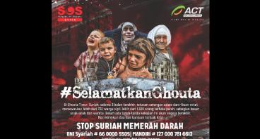 Selamatkan Ghouta