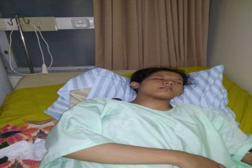 Bantu Fathin Lawan Tumor Lehernya
