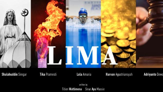 "Pancasila dalam Realita (Film ""LIMA"")"