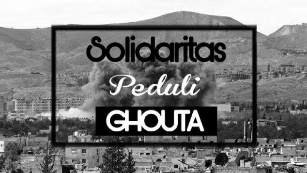 Dari Kita Untuk Ghouta #saveghouta