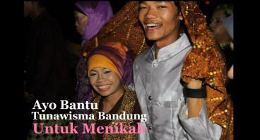 Ayo bantu tunawisma Kota Bandung untuk menikah
