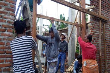 #BantuBaiturrahman#Pembangunan masjid di minahasa