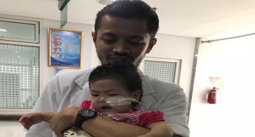 Bantu Misha untuk Lawan Hiperinsulinemia