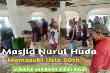 Renovasi Masjid Nurul Huda