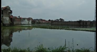 Pembangunan Pondok Pesantren di Kampung Pasantren