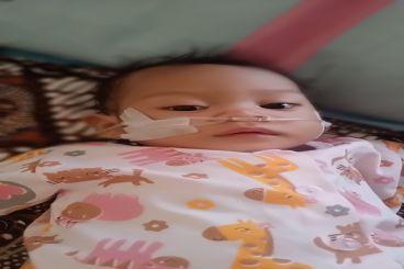 #BantuAvisa #BabyTruncus untuk terus tersenyum