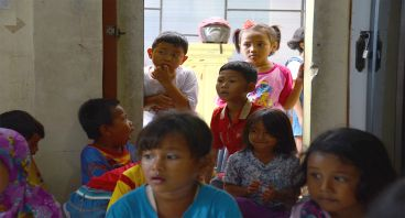 Support Iqbal dan Ratusan Anak Cilincing