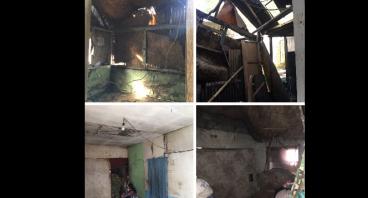 Renovasi Rumah Emak Saibi yang hampir Roboh