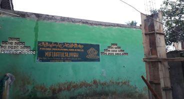 Membangun dan renovasi ponpes muflihatul aliyah