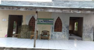 Donasi pembangunan Masjid Al-Maushul