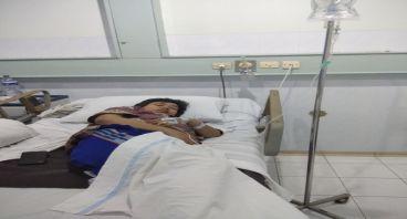 Bantu Operasi Tumor Usus Besar Ibu Sri Haryati