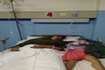 Bantu Istriku yang terkena TB Tulang
