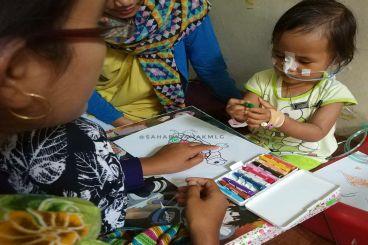 Ulang Tahun Hanif untuk Anak Pejuang Kanker