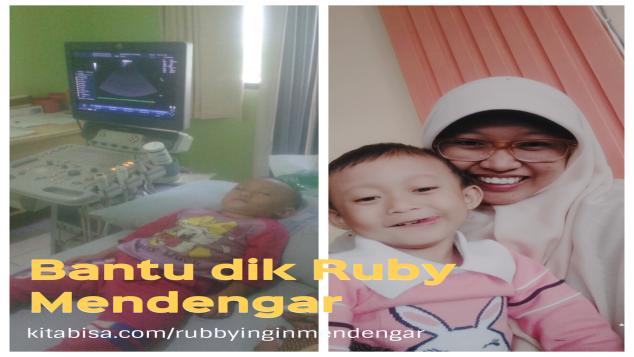 Bantu Dik Rubby Mendengar
