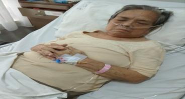 Bantu Mamah ku Sembuh dari Tumor Paru & Kepala