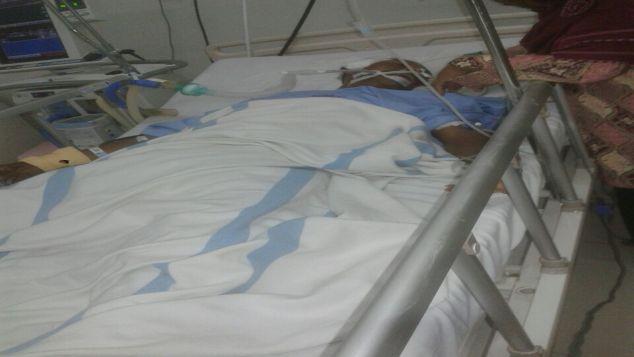 Bantu Bapak Badriyanto untuk meringankan Bebannya