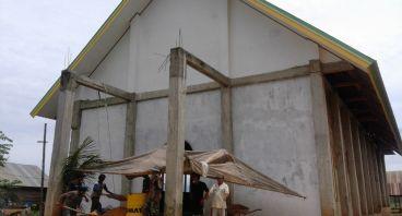 pembangunan gereja