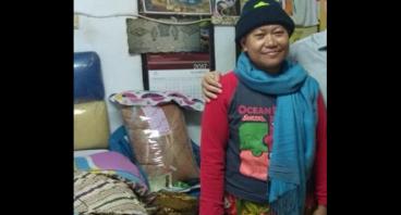 Bantu Bu Rosmey SMP 63 JKT Melawan Cancer