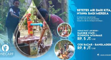 Water Pump For Rohingya