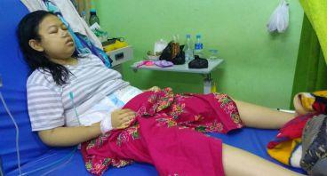 Donasi untuk Selvia Penderita Evans Sindrome
