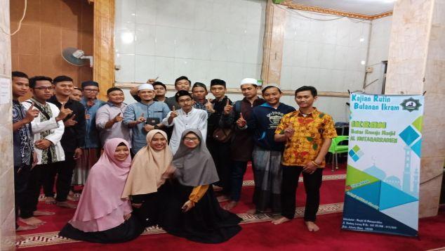 Bantuan Kegiatan Ramadhan Masjid Al-Mutaqarrabien