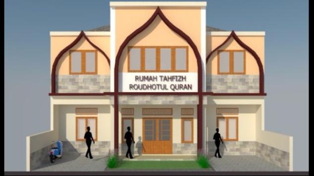 Pembebasan Kapling dan Pembangunan Rumah Tahfizh