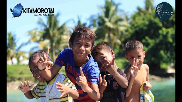 Bantu Pendidikan 1000 Anak Morotai