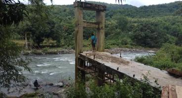Patungan Membangun Jembatan Masa Depan di Sulawesi
