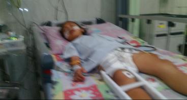 Bantu Salma Sabrina Operasi Jantung
