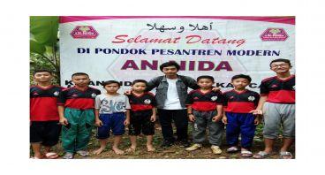 Bantu Renovasi Pondok Pesantren An-Nida Bogor