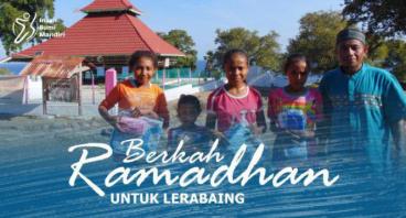 Berkah Ramadhan untuk Lerabaing