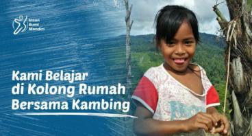 BANTU BANGUN SEKOLAH KOLONG BUKIT SINJAY SULTENG