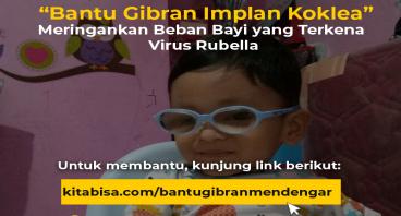 Meringankan Beban Bayi yang Terkena Virus Rubella