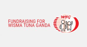 Fundraising for Wisma Tuna Ganda