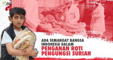 Pabrik Roti Suriah Atas Nama Bangsa Indonesia