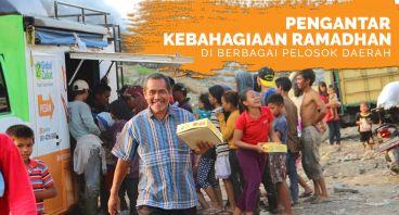 Food Van: Pembawa Kebahagiaan Ramadhan di Daerah