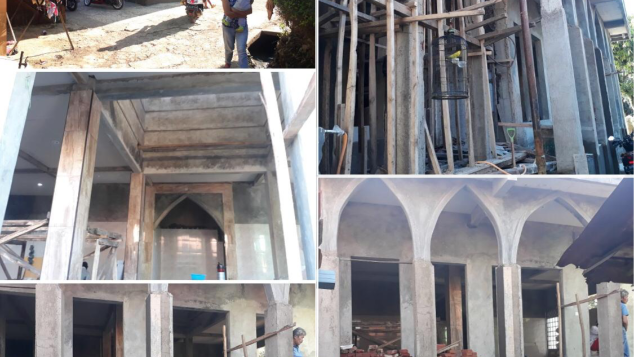 Permohonan Bantuan Renovasi Masjid