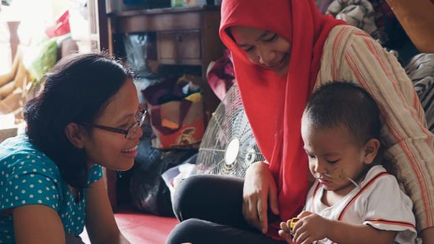 Yuk jadi Superhero:  bantu Anak Cancer & HIV