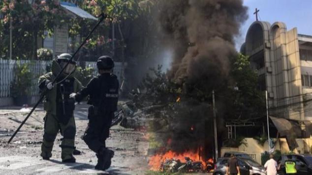 Santunan Korban Bom Surabaya #KamiTidakTakut