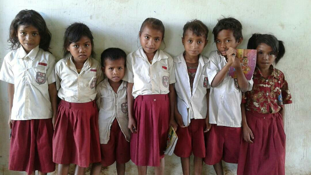Donasi untuk Anak Desa Generasi Literasi