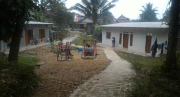 Pembangunan Pondok Yatim Tahfidz Quran Bogor