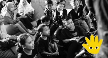 Fasilitas Ruang Belajar untuk Anak Jalanan