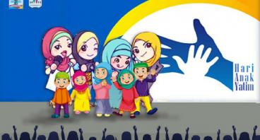Gerakan Donasi Nasional untuk Hari Anak Yatim