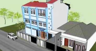 Rumah Tahfidz AMWA, Limo, Depok