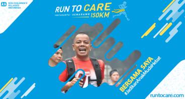 Tri Wahyudi Berlari 150 KM Demi 2.200 Anak Negeri