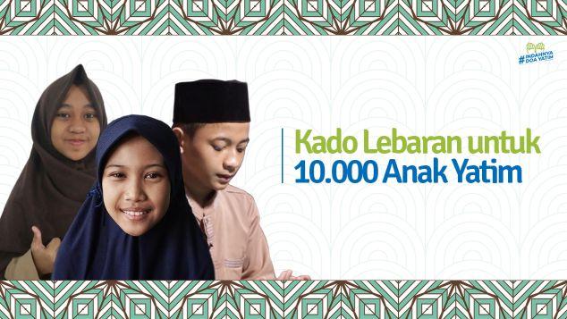 THR untuk 10.000 Anak Yatim
