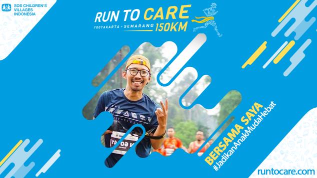 HenWi Berlari 150 KM Demi 2.200 Anak Negeri