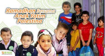 Ramadhan Bersama Anak Yatim Palestina