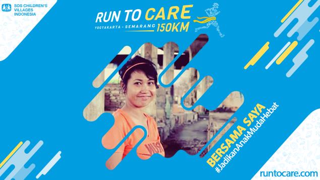 Yuniawati Berlari 150 KM Demi 2.200 Anak Negeri