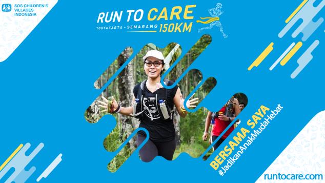 Listiana Berlari 150 KM Demi 2.200 Anak Negeri